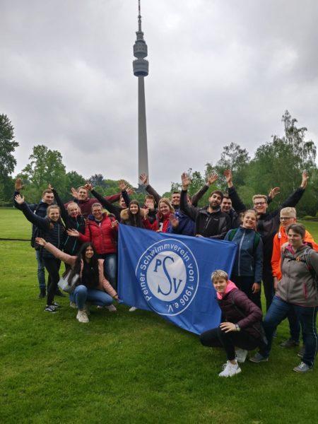 Dortmund Gruppenfoto Westfalenpark-min